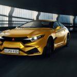 2017 Mitsubishi Eclipse Gold