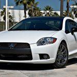 2017 Mitsubishi Eclipse White