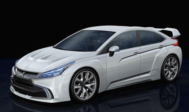 2017 Mitsubishi Lancer EX