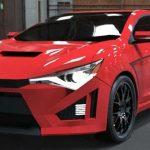 2017 Mitsubishi Lancer Evolution
