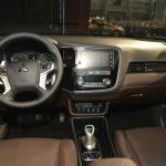 2017 Mitsubishi Outlander Interior