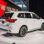 2017 Mitsubishi Outlander Plug-in Hybrid