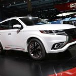2017 Mitsubishi Outlander Release