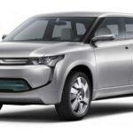 2017 Mitsubishi Pajero Concept