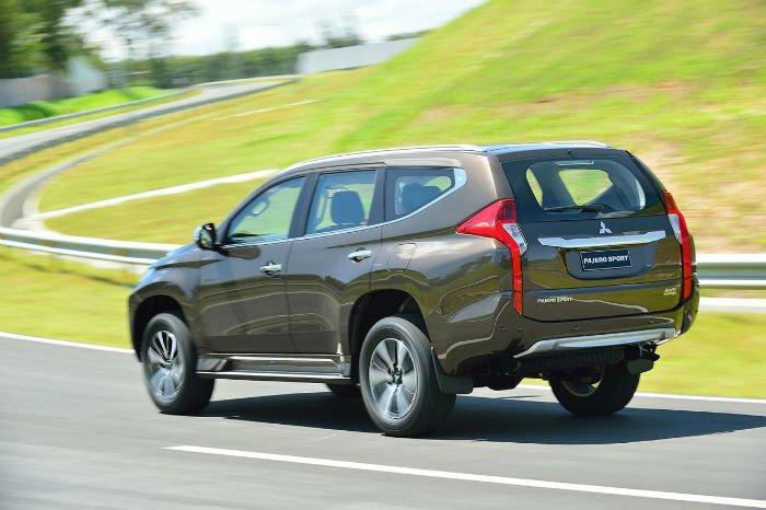 2017 Mitsubishi Pajero Release