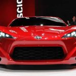 2017 Scion FR-S Facelift