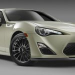 2017 Scion FR-S Turbo Wheels