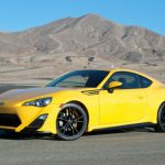 2017 Scion FR-S Turbo Yellow
