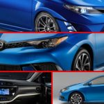 2017 Scion iM Changes