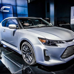 2017 Scion tC Horsepower