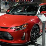 2017 Scion tC Release