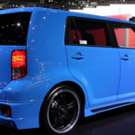 2017 Scion xB Blue Color