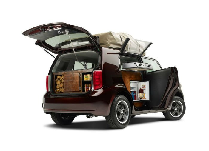 2017 Scion xB Cargo
