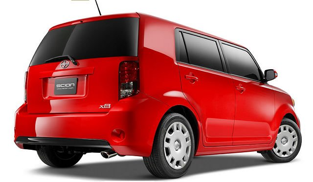 2017 Scion xB Exterior