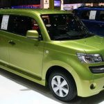 2017 Scion xB Green Color
