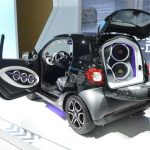 2017 Smart Fortwo Cabrio Changes