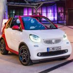 2017 Smart Fortwo Cabrio Pictures