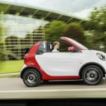 2017 Smart Fortwo Cabriolet Colors