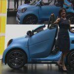 2017 Smart Fortwo Cabriolet Model