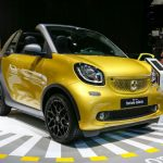 2017 Smart Fortwo Electric Model