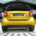 2017 Smart Fortwo Exhaust