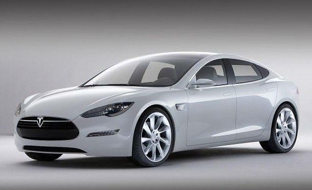 2017 Tesla Model 3 Concept