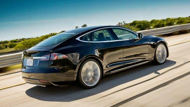 2017 Tesla Model 3 Drive