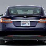 2017 Tesla Model 3 Exhaust