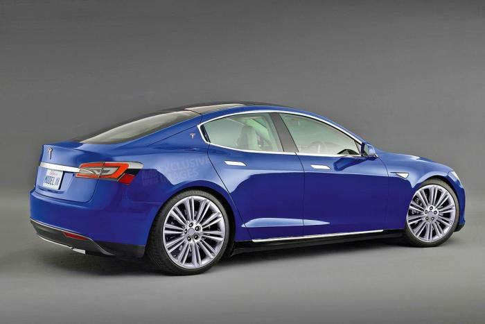 2017 Tesla Model 3 Horsepower