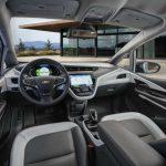 2017 Tesla Model 3 Interior