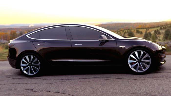 2017 Tesla Model 3 MSRP