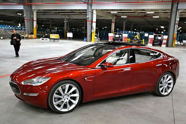 2017 Tesla Model 3 Release