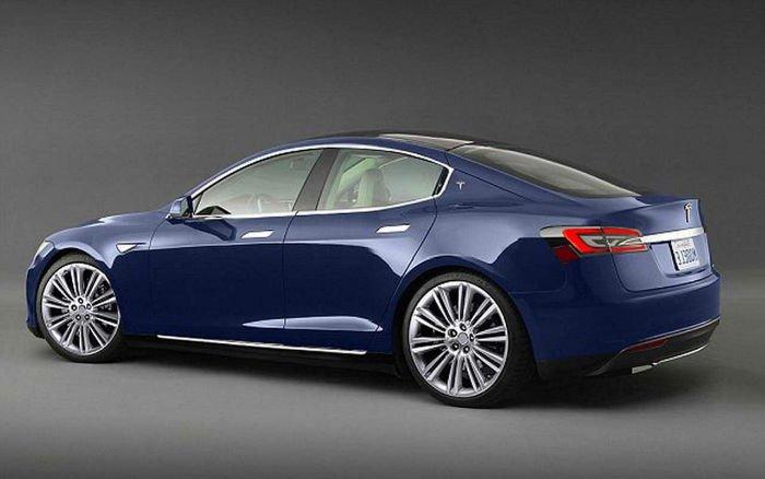 2017 Tesla Model 3 Sedan