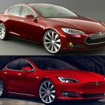 2017 Tesla Model S Changes