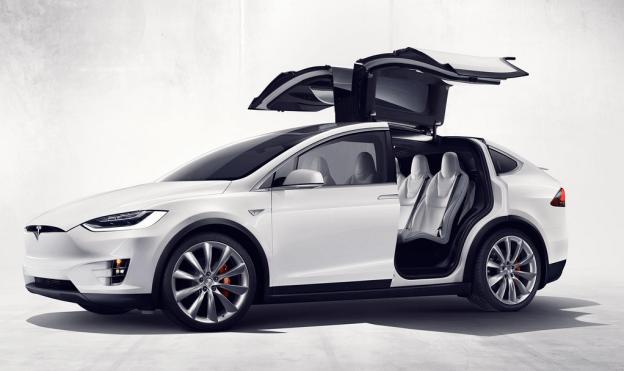 2017 Tesla Model S Doors