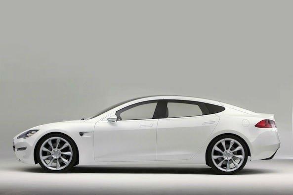 2017 Tesla Model S Exterior