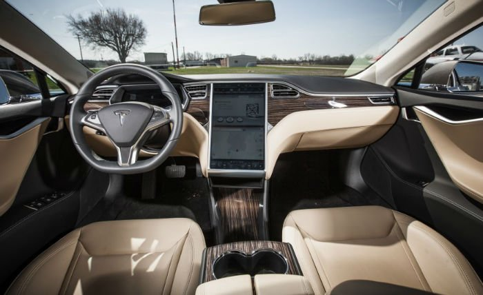 2017 tesla model s interior. Black Bedroom Furniture Sets. Home Design Ideas