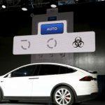2017 Tesla Model X Concept