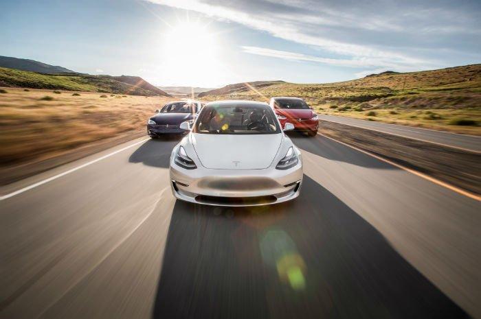 2017 Tesla Model X Drive