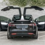 2017 Tesla Model X Exhaust