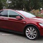 2017 Tesla Model X Exterior