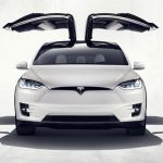 2017 Tesla Model X Facelift