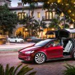 2017 Tesla Model X Redesign