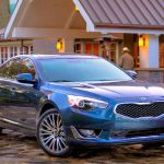 2017 Kia Cadenza Wallpaper