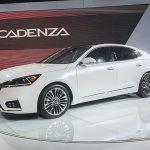 2017 Kia Cadenza White