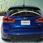2017 Kia Forte 5 SX Exhaust