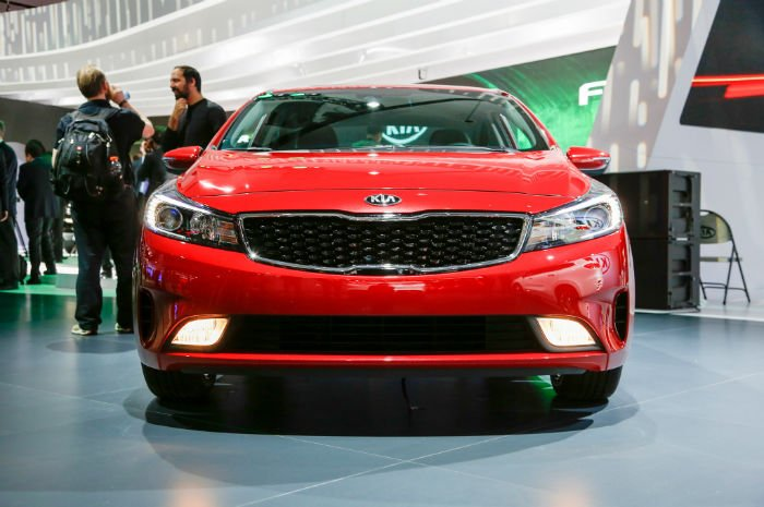 2017 Kia Forte Facelift