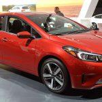 2017 Kia Forte Koup Release