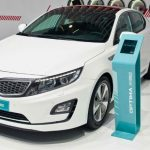2017 Kia Optima Hybrid MPG