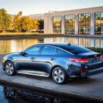 2017 Kia Optima Hybrid Model